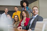 Business meeting in boardroom - ZEF14006