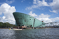 Netherlands, Amsterdam, NEMO Science Center - EL01848