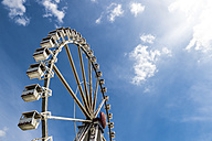 Big wheel under blue sky - FRF00519