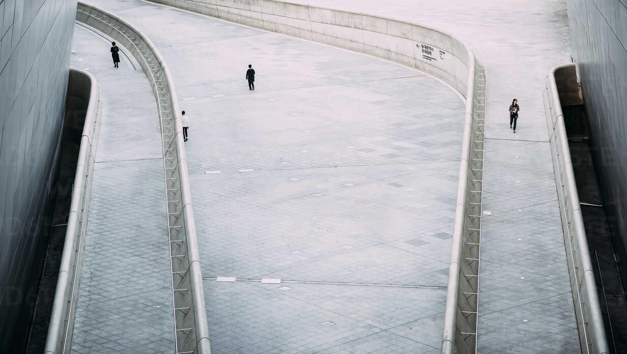 South Korea, Seoul, Dongdaemun Design Plaza - GEM01710 - Gemma Ferrando/Westend61