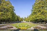 Poland, Warsaw, Saxon Garden in spring - ABOF00207