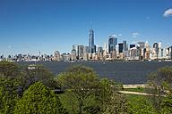 USA, New York City, Manhattan, panorama view - MAUF01152