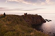 UK, Scotland, Stonehaven, Dunnottar Castle - FCF01216