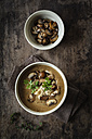 Sweet chestnut mushroom soup - EVGF03243