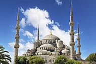 Turkey, Istanbul, Blue Mosque - DHCF00092