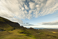 UK, Scotland, Isle of Skye, Quiraing - FCF01248
