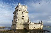 Portugal, Lisbon, Tower of Belem - DHCF00126