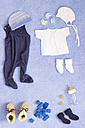 Layette for baby boy - CMF00696