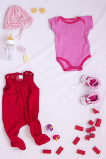 Layette for baby girl - CMF00699