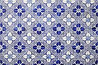 Portugal, Azulejos, close-up - TLF00759