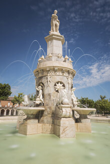 Spain, Aranjuez, Mariblanca fountain - DHCF00133