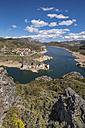 Spain, Castilla y Leon, Palencia, Lake Camporredondo - DHCF00136