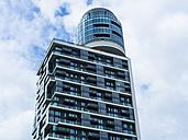 Germany, Frankfurt, new Henninger Tower - AMF05445