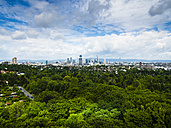 Germany, Frankfurt, skyline - AMF05451