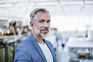 Portrait of confident businessman - DIGF02648