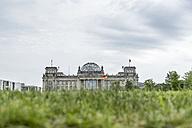 Germany, Berlin, Berlin-Tiergarten, view to Reichstag - CHPF00416