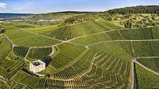 Germany, Baden-Wurttemberg, Rems Valley, Stetten, Yburg Castle - STSF01307