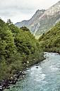 Slovenia, Bovec, Soca river - BMAF00307
