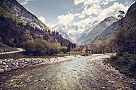 Slovenia, Bovec, Soca river - BMAF00322