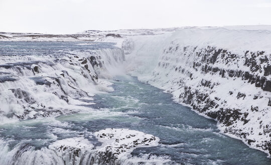 Iceland, Gullfoss waterfall - EPF00464