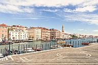Italy, Venice, Canale Grande and Campanile di San Marco - CSTF01355