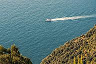 Italy, Liguria, Cinque Terre, coast and Ligurian Sea - CSTF01381