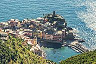 Italy, Liguria, Cinque Terre, Vernazza - CSTF01384