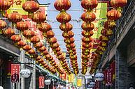 China, Beijing, lampions - THAF01965