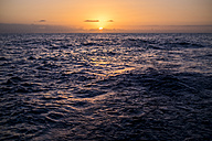 Sunset above the Atlantic Ocean - SIPF01660