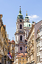 Czech Republic, Prague, Mala Strana, St. Nicholas' Church - WDF04099