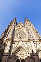 Czech Republic, Prague, Hradcany, Castle, St Vitus Cathedral, western portal - WDF04144