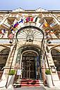 Czech Republic, Prague, Hotel Paris - WD04150