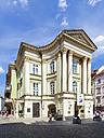 Czech Republic, Prague, old town, Estates Theatre - WD04153