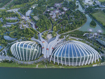 Singapore, Flower Dome at Gardens by the Bay - TOV00093