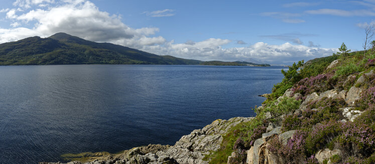 UK, Scotland, Northwest Highlands, Loch Alsh and Inner Hebrides - LBF01635