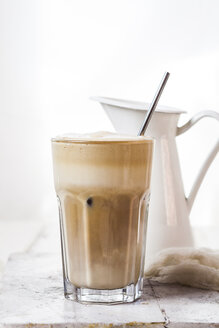 Glas of Cafe Frappe - SBDF03290