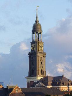 Germany, Hamburg, St Michaelis church - RJF00714