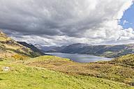 UK, Scotland, Dornie, view to Loch Duich - FOF09342