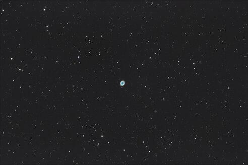 Astrophotography of M57 Ring nebula, Planetary nebula - DHCF00158