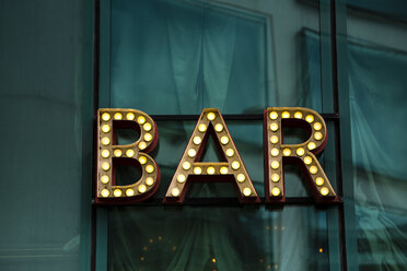 Shining bar sign - NGF00417