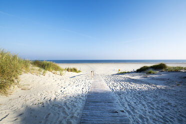 Germany, Lower Saxony, East Frisian Island, Juist, dune and beach landscape - ODF01549
