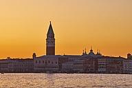 Italy, Venice, Campanile di San Marco - MRF01722
