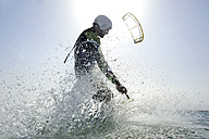 Kitesurfer in the sea - ECPF00139