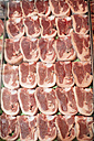 Meat on display in butchery - ZEF14629