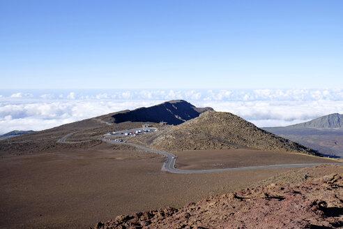 USA, Hawaii, Big Island, Haleakala National Park - HLF01027