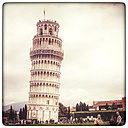 Italy, Tuscany, Pisa, Leaning Tower - PU00747
