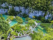 Croatia, Lika-Senj, Osredak, Plitvice Lakes National Park - AMF05482