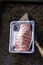 Raw fillet of turkey in packaging - CSF28264
