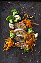 Fillet of turkey and vegetables - CSF28270
