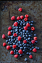 Blueberries and raspberries - CSF28329
